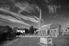 St Wendras Church, March Town, Cambridgeshire