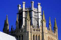 The Octagon Tower, Ely Cathedral