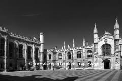 Corpus Christi College Cambridge City