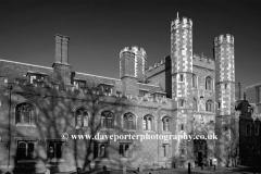 St Johns College, City of Cambridge