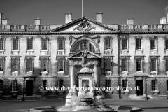 Kings College, Kings Parade, Cambridge City Cambridgeshire; England; Britain; UK