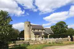 St Peters church, Snailwell village