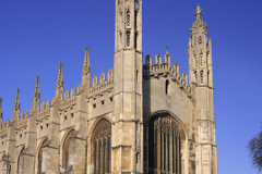 Kings College Chapel, Kings College, City of Cambridge