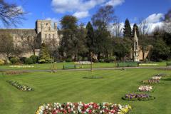 Bishops Gardens, Peterborough City Cathedral