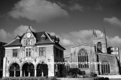 The Guildhall, Peterborough City centre