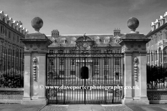 Saint Catherine's College, Kings Parade, Cambridge City