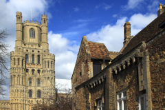 West front of Ely Cathedral