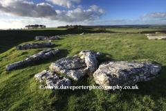 Arbor Low Henge Stone Circle, near Monyash village