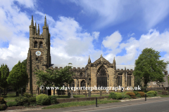 St Johns Church, Cathedral of the Peaks, Tideswell