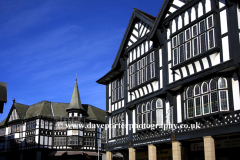 Architecture, Chesterfield town