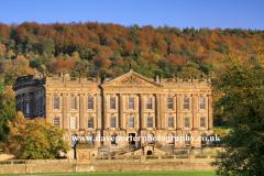 Autumn; Chatsworth House