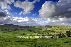 Hope Valley, Mam Tor and Lose Hill ridge, Castleton
