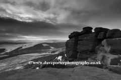 Wintertime, Howden Moors, Upper Derwent Valley