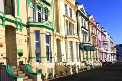 Colourfull guesthouses, Paignton Esplanade