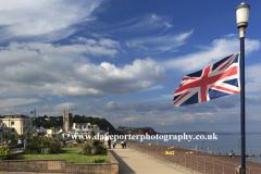 Summer, Teignmouth Beach and Promenade
