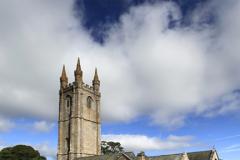 St Pancras parish church, Widecombe in the Moor
