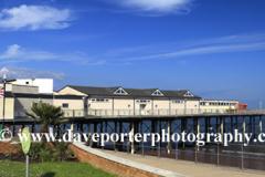 Summer, Teignmouth Pier, Beach and Promenade