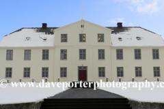 The Menntasklinn school, Reykjavik