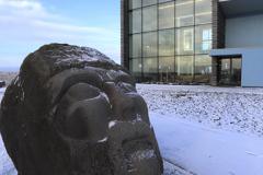 The Vikingaheimar, Viking Museum, Reykjanesbær