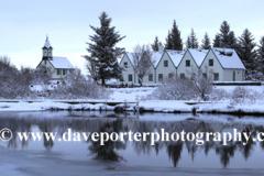 Prime Ministers houses, Pingvellir National Park