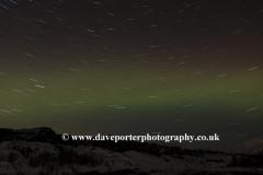 The Northern Lights, Pingvellir National Park
