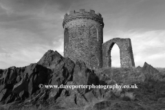 The Old John Tower, Bradgate Park, Leicestershire, England; Britain; UK