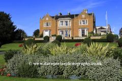 Edgerton Lodge gardens, Melton Mowbray