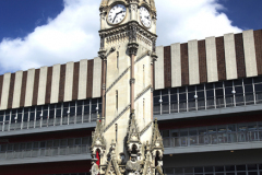 The Clock Tower, Leicester City, Leicestershire, England; Britain; UK