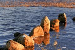 Loch Poit na h-l, Fionnphort village, Isle of Mull