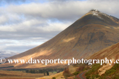 Beinn Dorain mountain, Pass of Glen Coe