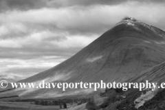 Beinn Dorain mountain in the Pass of Glen Coe