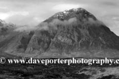 Buachaille Etive Mor Mountain Pass of Glen Coe