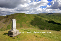 The Devils Beef Tub hills, Dumfries and Galloway