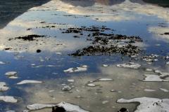 Winter Frost on Loch Leven Glencoe Highlands