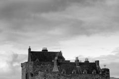 Duart castle on the Isle of Mull