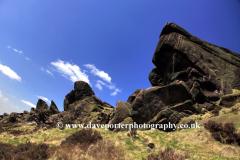 The Ramshaw rocks near Leek