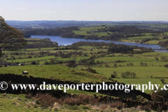 Tittesworth Reservoir, Upper Hulme village
