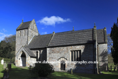 Church of the Holy Cross, Ilam Hall
