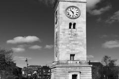 The Nicholson War Memorial Monument, Leek