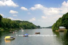 Boats on Rudyard Reservoir