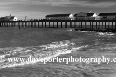 Southwold Pier, Southwold Town, Suffolk County, England, UK