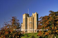 Orford Castle Suffolk UK