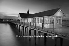 Dusk Southwold Pier Suffolk England UK