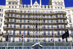Balcony Frontage, De Vere Grand Hotel, Brighton