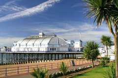 Pier and promenade, Eastbourne
