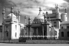 The Brighton Pavilion, Brighton City