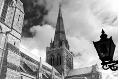 The Spire of Chichester cathedral