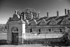 The Almshouses, Chipping Norton, Oxfordshire Cotswolds, England, UK