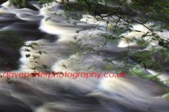 The river Tees, Barnard Castle, Upper Teesdale