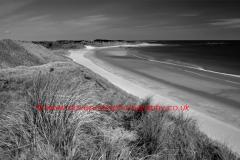 The Sweeping Embleton Bay, Northumbria